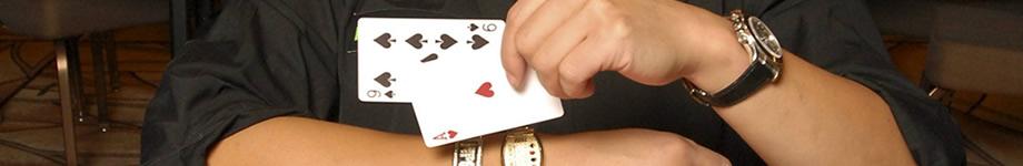 Покер бонус $50 + $100 Rotating Header Image